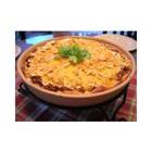 quick crescent taco pie picture