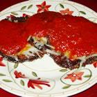 quick eggplant parmesan picture
