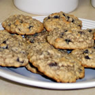 Raisin Oatmeal Cookies picture