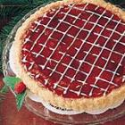 Raspberry Almond Tart picture