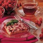Raspberry Custard Kuchen picture