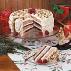 raspberry sponge torte picture