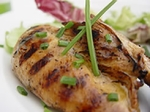 chicken breasts with soy and mustard marinade picture