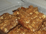 cinnamon applesauce bars picture
