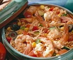 mexican shrimp pilaf picture