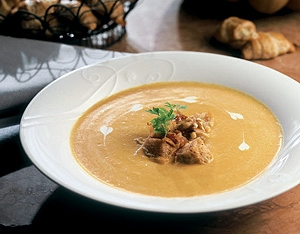 pumpkin soup picture