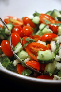 salad shirazi picture