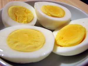 hard boiled eggs picture