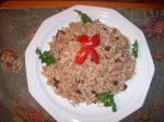 dominican rice and beans picture