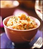 vidalia onion risotto with feta picture