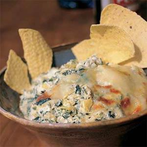 spinach and artichoke dip picture