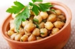 chickpea salad picture