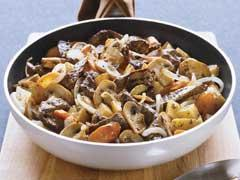 steak and potato stir-fry picture