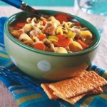 easy chicken noodle soup picture