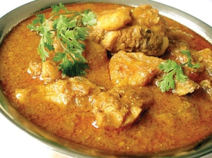 chicken red dahl curry  picture