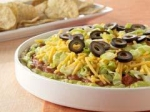 7-layer mexican dip picture