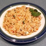 easy mexican rice picture