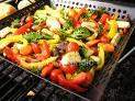 grilled cherry wheat vegetables picture