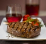 samuel adams beer steak picture