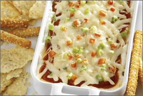 hot pizza dip  picture