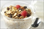 homemade low-fat granola  picture