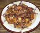 grilled hot wings picture