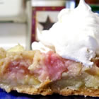 Rhubarb Custard Pie IV picture