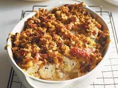 bruschetta chicken bake picture