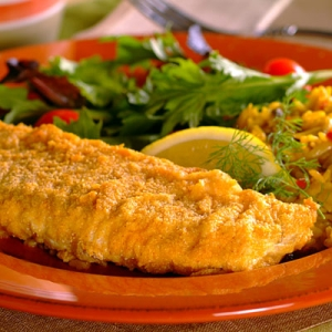 oven fried pork chops oven fried herbed chicken crispy oven fried cod ...
