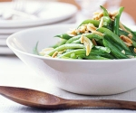 green beans amandine picture