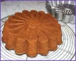 orange cake picture