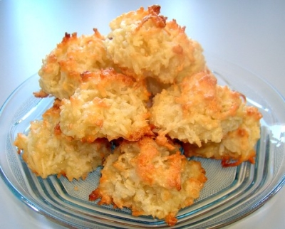 Splenda coconut macaroon recipe