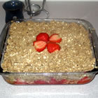 Rhubarb Strawberry Crunch picture