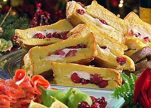 cranberry french toast picture
