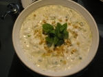 yogurt & cucumber( mast & khiar ) picture