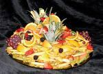 fresh fruit party tray. picture