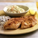 pecan crusted tilapia picture