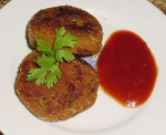 vegetable cutlet recipe - indian picture