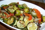 roasted vegetables picture