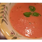 Rich and Creamy Tomato Basil Soup picture