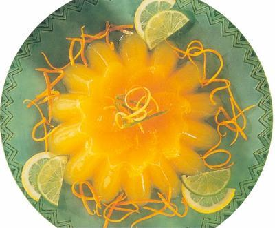 fresh citrus jelly                                                     picture