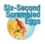 six second scrambled eggs picture