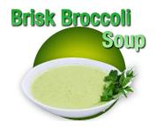 brisk broccoli soup picture