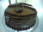 bossa nova mousse cake  (frozen type) picture