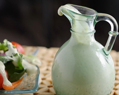 Real Green Goddess Dressing picture