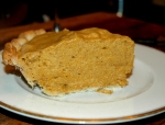 Pumpkin Chiffon Pie picture