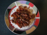 Freda's sausage stir-fry picture