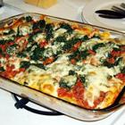 rita's spinach casserole picture