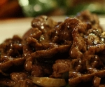 Tangy Sesame Beef picture