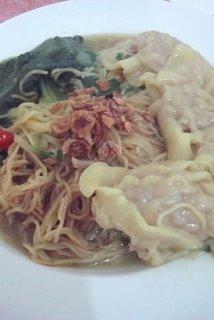 Dumpling Noodles  picture